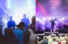 """Grupių """"Solo Ansamblis"""" ir """"Golden Parazyth"""" koncerte Kaune skambės nauji kūriniai"""