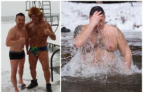 Vitalijus Cololo šoko į ledinę eketę: 22 kg numetęs humoristas parodė ir naujas kūno formas