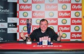 2019-ųjų Lietuvos sportinio pokerio čempionu tapo Artūras Navickas