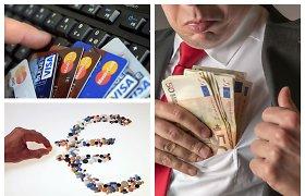 Pogrindyje klestintys Kauno verslininkai nėrė į aferą dėl pusės milijono: kam prireikė grynųjų?