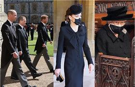 J.Jurkevičienė: princo Philipo laidotuvių elegancija ir kodėl lietuviai nemoka išėjusio palydėti stilingai