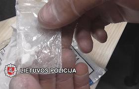 Kokaino kontrabandos byloje Šiauliuose teisiamam estui prašoma skirti tik baudą