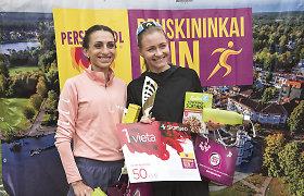 Realaus bėgimo sezono starte Druskininkuose – V.Žūsinaitės triumfas