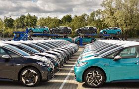 """TOP10 perkamiausių elektromobilių Europoje sąrašas – be """"Tesla"""": ką labiausiai graibstė europiečiai?"""