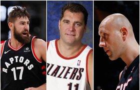 Skambiausi lietuvių pasirodymai NBA atkrintamųjų istorijoje