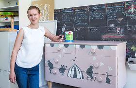 Simonos patarimai: kaip perdažyti baldus, kad jie įgautų naujo gyvenimo užtaisą