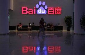 """""""Baidu"""" į autonominių automobilių projektus investuos 1,5 mlrd. JAV dolerių"""