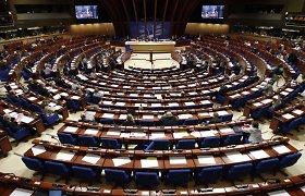 Baltijos šalys, Lenkija ir Ukraina siekia blokuoti Rusijos delegacijos įgaliojimus ETPA