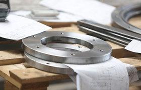 Ukmergės rajone štampavimo staklės nutraukė darbininkui ranką