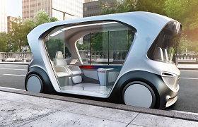 """""""Bosch"""" jau rytoj galėtų gaminti autonominius automobilius, tačiau kas juos stabdo?"""