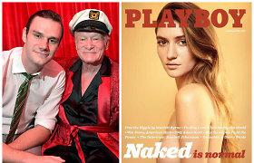 """Viruso padariniai: stabdomas """"Playboy"""" spausdinimas, bet su skaitytojais žurnalas neatsisveikina"""