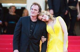 Quentinas Tarantino apgailestauja dėl filmavimo scenos, per kurią susižalojo Uma Thurman