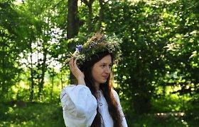 Dzūkiją pamilusi Eglė – apie mergvakarį pagal senąsias tradicijas, dainas, kurios neskirtos klausytis, ir kaimo žmones