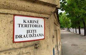 Karo medicinos tarnybos teritorija Kauno centre galėtų būti atverta svarbiomis progomis