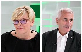 """I.Šimonytės prezidentiniai iššūkiai: V.Ušacką nurungs, bet prieš """"valstiečių"""" favoritą sukluptų?"""