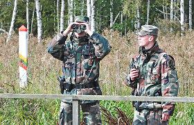 Siena su Baltarusija: 17 mln. litų kainavusi apsaugos sistema – peilis kontrabandininkams