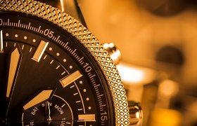 """Kaune pavogtas seifas, jo viduje – """"Rolex"""" laikrodis ir 10 tūkst. eurų"""