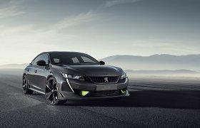 Įkraunami hibridai: naujausias sportinių sedanų evoliucijos laiptelis, ar rinkodaros triukas?