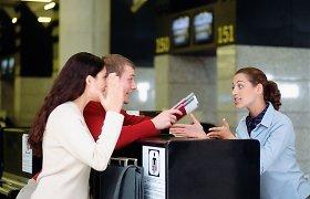 Naujas startuolis žada padėti apgautiems oro linijų keleiviams