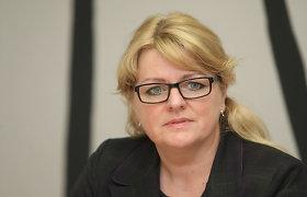 Socialinės apsaugos ir darbo ministrės patarėja pradėjo dirbti Vaida Giraitytė