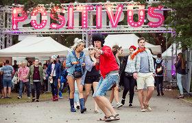 """Didžiausio Latvijos festivalio """"Positivus"""" organizatoriai: šiais metais žadame daug pokyčių"""