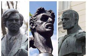 Testas: ar pažinsite bent 9-is iš šių 12-os Vilniaus paminklų?