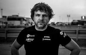 Dakaro technikos atsiėmimas: į Benedikto Vanago bazę sugrįš vienu automobiliu mažiau
