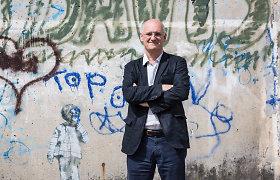 Lewis Biggs: apie kultūrą, padedančią priimti pokyčius