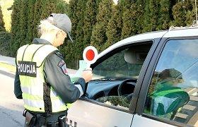 Ketvirtadienį visuose Europos keliuose vyks ypatingas kelių policijos reidas