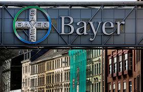 """Vokietijos milžinė """"Bayer"""" planuoja gaminti """"Curevac"""" sukurtą vakciną"""