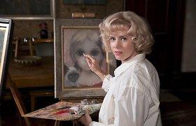 """Timas Burtonas pristato filmą """"Didelės akys"""" apie vieną didžiausių aferų meno pasaulyje"""
