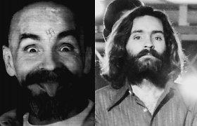 Ch.Mansonas – Jėzumi save vadinęs lyderis, privertęs pasekėjus žudyti