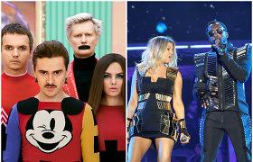 """Rusijai """"Eurovizijoje"""" atstovauti turėję """"Little Big"""" kaltinami plagiatu: kopijavo """"Black Eyed Peas"""""""