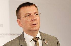 Latvijos URM: Baltarusija pasirengusi padidinti naftos produktų tranzitą per Latviją