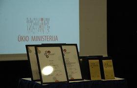 Apdovanoti geriausieji Vilniaus apskrityje