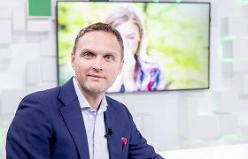 Pareigas paliekantį Vilniaus savivaldybės tarybos narį V.Ilgių pakeis medikas D.Rauba