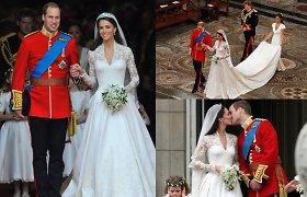 Kodėl prieš 10 metų Kembridžo hercogų vestuvėse budėjo advokatas ir ką valgomo saugojo policija?