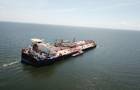 Karibų jūroje apgadintas Venesuelos tanklaivis kelia ekologinės katastrofos grėsmę