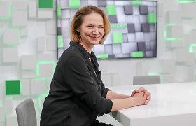 15min studijoje - režisierė Edita Kabaraitė