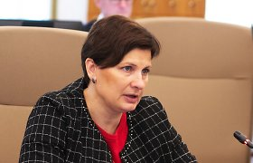 Latvijos premjeras pareikalavo sveikatos apsaugos ministrės atsistatydinimo