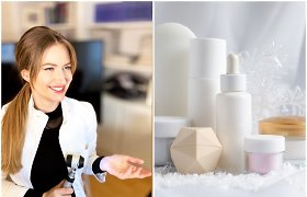 """Dermatologijos rezidentė Vytenė apie ateities kosmetiką: kas yra """"clean beauty"""" ir kaip pasitikrinti turimų priemonių saugumą"""