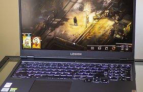 """""""Lenovo Legion 5i"""" – geras nešiojamas kompiuteris žaidimams už patrauklią kainą"""