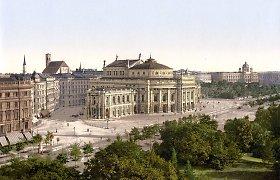 Įdomioji istorija: Hitleris, Trockis, Freudas, Tito ir Stalinas 1913 m. kurį laiką buvo kaimynai
