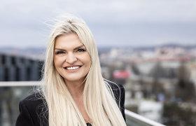 S.Jasevičiūtė: nepateisinu moterų, kurios išprotėja ir žudo per PMS, bet tie nelemti hormonai