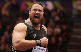 Birmingame krito 31-erių metų senumo lengvosios atletikos rekordas