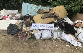 Vilnietis originaliai pasišaipė iš Vilniaus savivaldybės: priminė daiktų iš Zuokų namų išvežimą