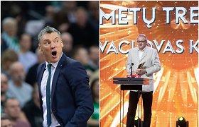 """Š.Jasikevičių įveikęs treneris mano, kad Kaunas turi duoti pinigų ne tik """"Žalgiriui"""""""