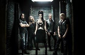 """Pirmą kartą Lietuvoje koncertuos amerikiečių grupė """"Evanescence"""""""