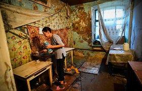 Skurstančiųjų Rusijoje per metus padaugėjo 1,2 mln.