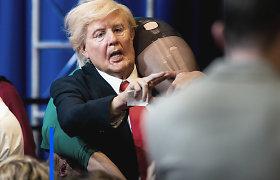 Prieš pat JAV prezidento rinkimus Boratas išleido naują filmą: kodėl jis taip užrūstino D.Trumpą?